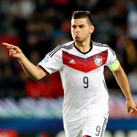 Bayer Leverkusen sign forward Kevin Volland from
