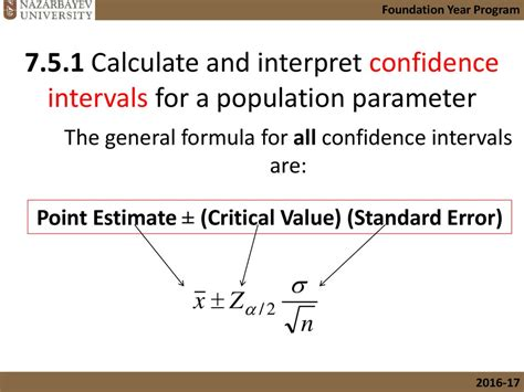 Confidence interval and Hypothesis testing for population