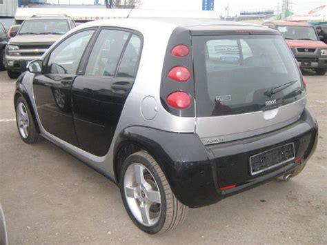 2004 Smart Fortwo specs, Engine size 1