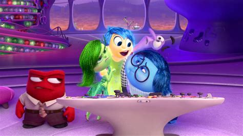 Emotions Run Wild in First 'Inside Out' Teaser Trailer
