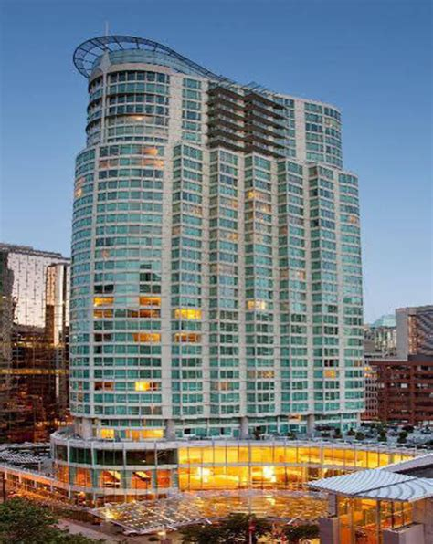 Vancouver Marriott Pinnacle Downtown Hotel - Vancouver 2019