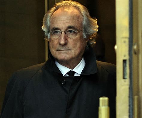 Bernie Madoff Says No One Believed Him When He Tried to