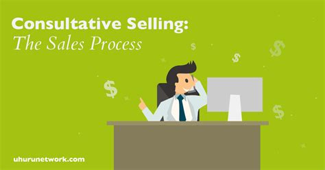 Consultative Selling: Definition, Process, and Techniques