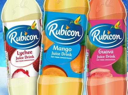 Rubicon aims to shake up chilled juice market with