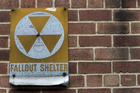 Cold War-era nuclear fallout shelters are useless