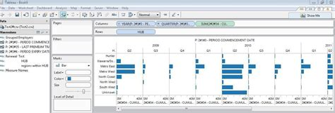 Setting up SAS dates for input into Tableau Desktop - See