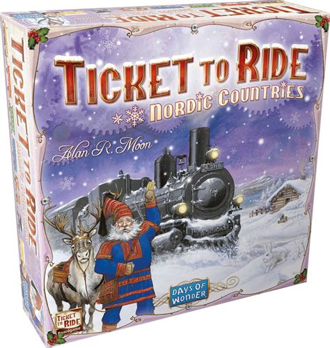 Ticket To Ride Board Game - Best Price on Ticket to Ride