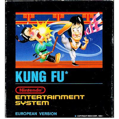 KUNG FU NES SCN - Have you played a classic today?