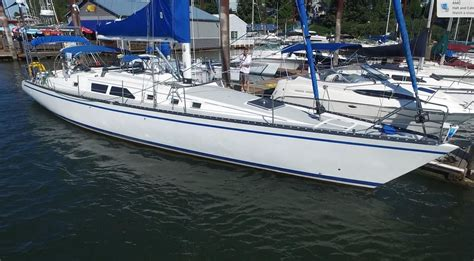 1984 Hunter Fifty-Four Cruiser/Racer for sale - YachtWorld