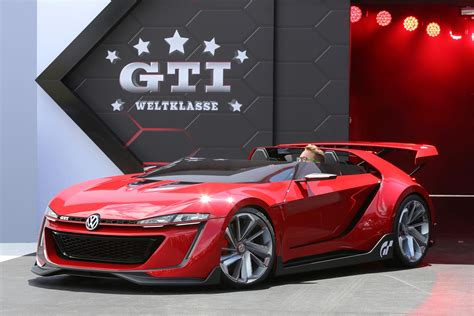 Golf GTI Roadster and Golf R400 Concepts Making US Debut