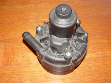 secondary air injection pump - MBWorld