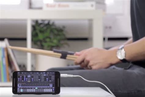 Take your air drumming career to the next level with this