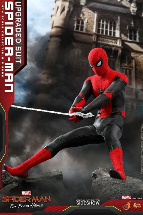 """Hot Toys """"Spider-Man: Far From Home"""" Spider-Man (Upgraded"""