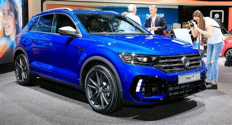 VW T-Roc R Unveiled With 300 PS, Does 0-100 Km/h In 4